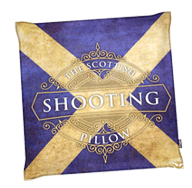 "Shooting Pillow|""Schottland"""